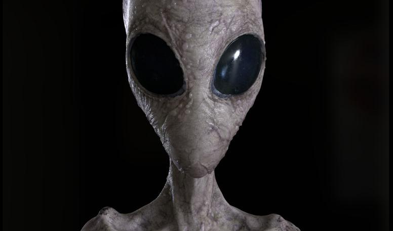 В Зарафшане (Узбекистан) видели НЛО и высокого инопланетянина