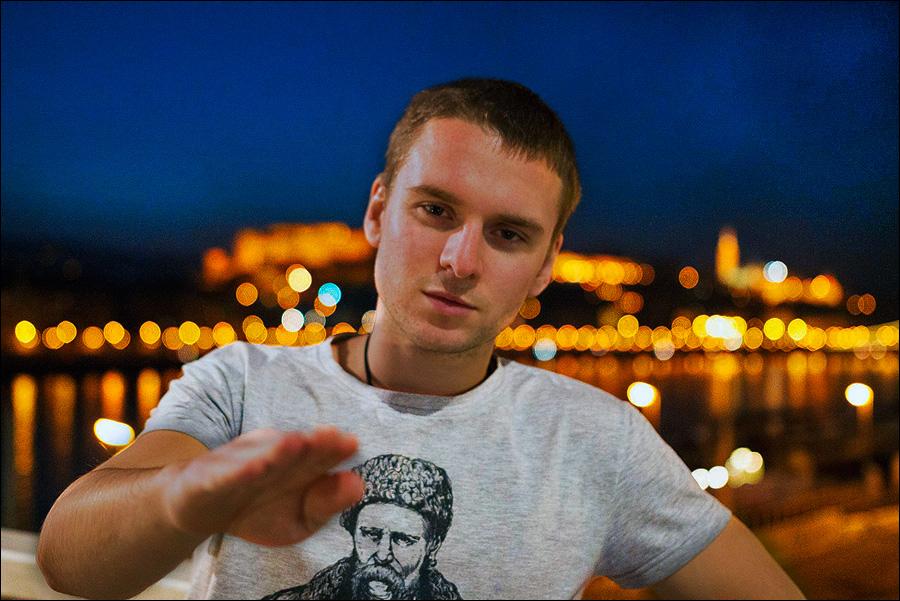 Впечатления украинского националиста от российской столицы и русских