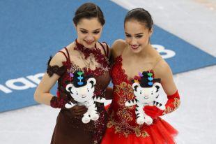 Команда россиян на ОИ поднялась на 15-е место после победы фигуристок