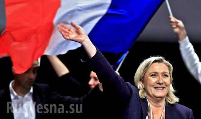 Инвесторы в ЕС надеются на провал Ле Пен и боятся ее победы