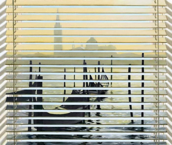 Яркие и колоритные картины, созданные талантливыми современными художниками