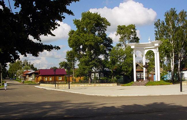 Мемориальный комплекс М.И. Цветаевой