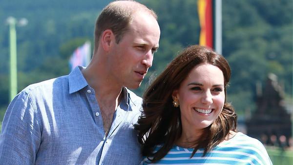 Малыш на подходе: герцогиня …