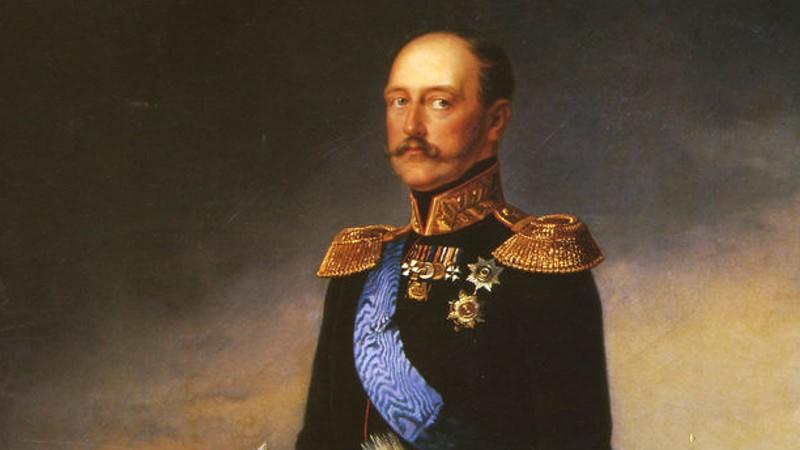 О хитром солдате, табакерке и императоре Николае I