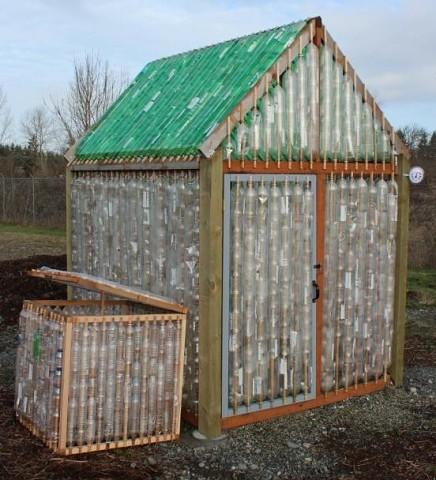 Отличная идея для дачи и приусадебного участка