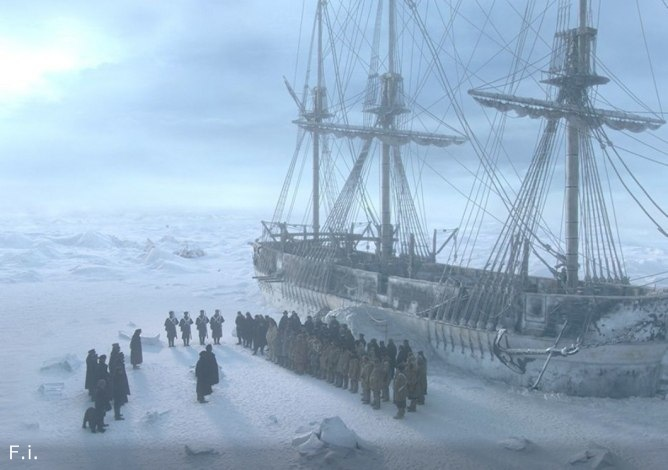Пропавшая экспедиция Франклина