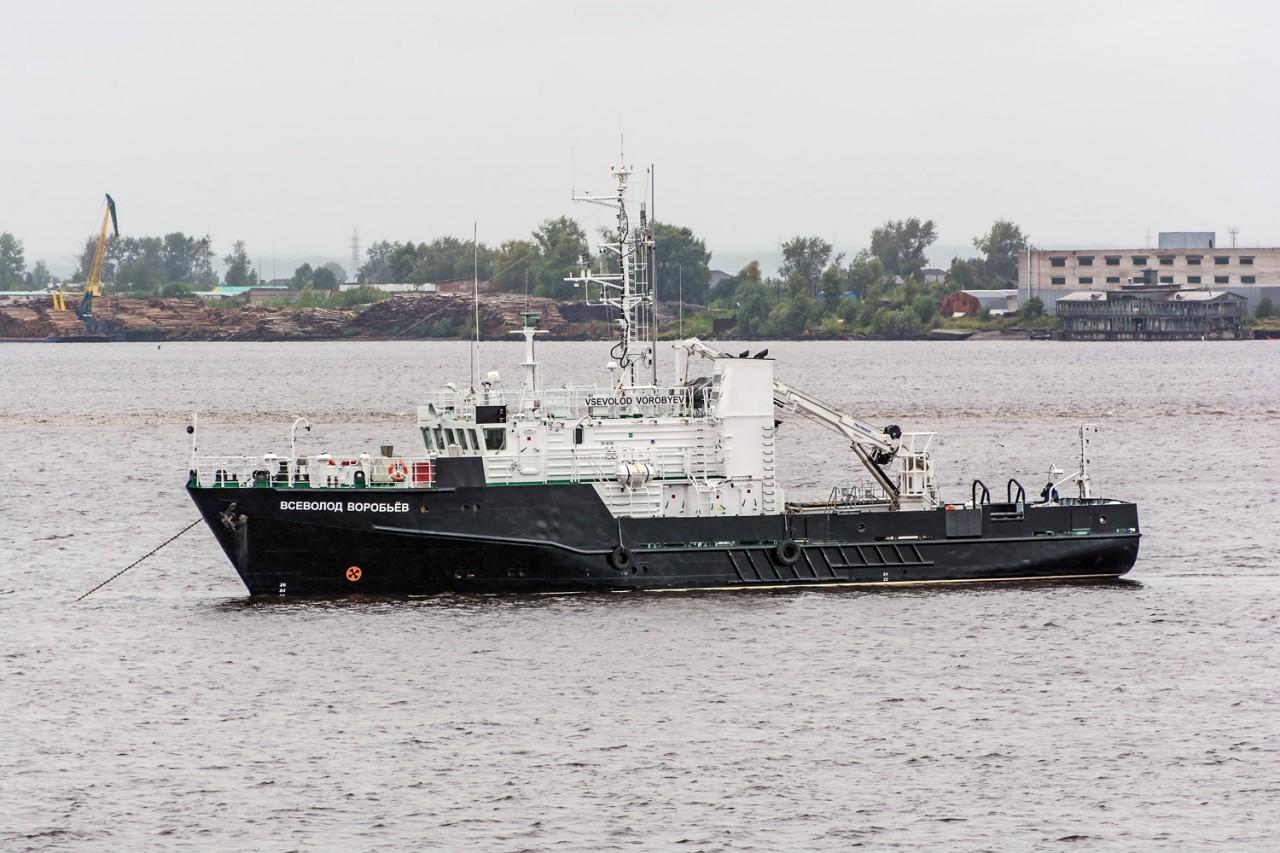 Окская судоверфь получила контракт на большой гидрографический катер проекта 19920