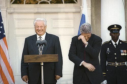 Путин рассказал об американцах на всех секретных объектах России при Ельцине