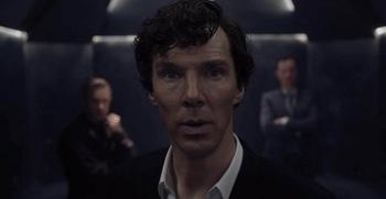"""Сериал """"Шерлок"""" может быть закрыт из-за отношений Камбербэтча и Фримэна"""