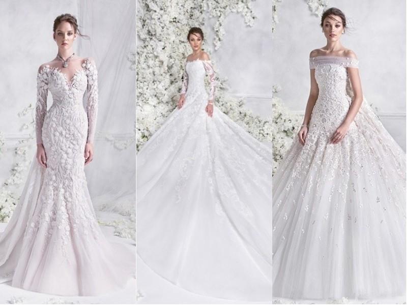 Свадебные платья Rami Al Ali  2018