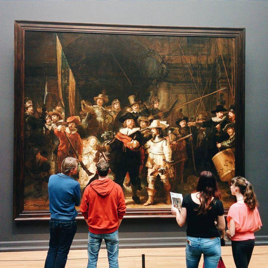 Государственный музей (Амстердам, Нидерланды)