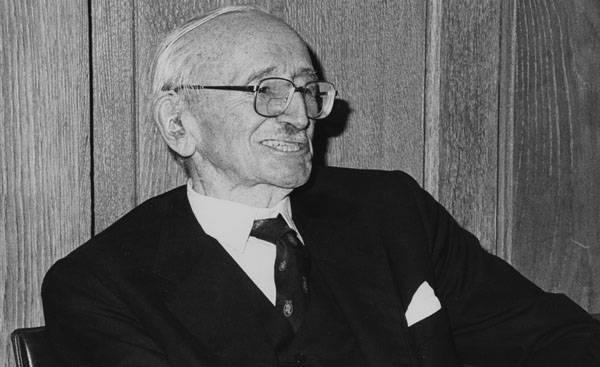 Он увидел падение социализма. Памяти Августа Хайека