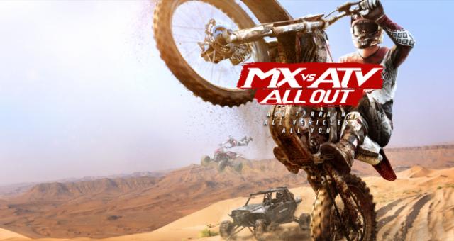 Представлен первый трейлер MX vs. ATV All Out