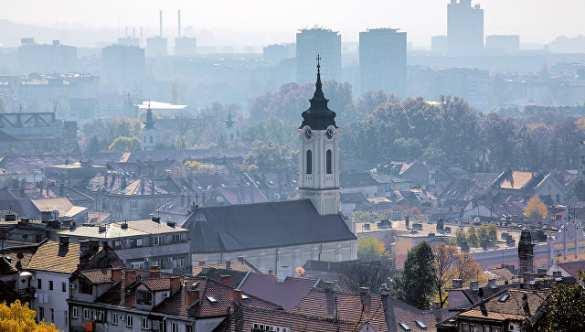 Сербия начала кампанию попривлечению туристов изРоссии