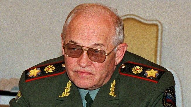 Первый Маршал Российской Фед…