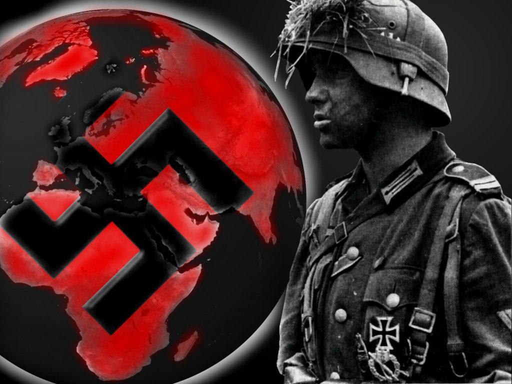 Возрождение Рейха: нацисты ФРГ формируют штурмовые отряды
