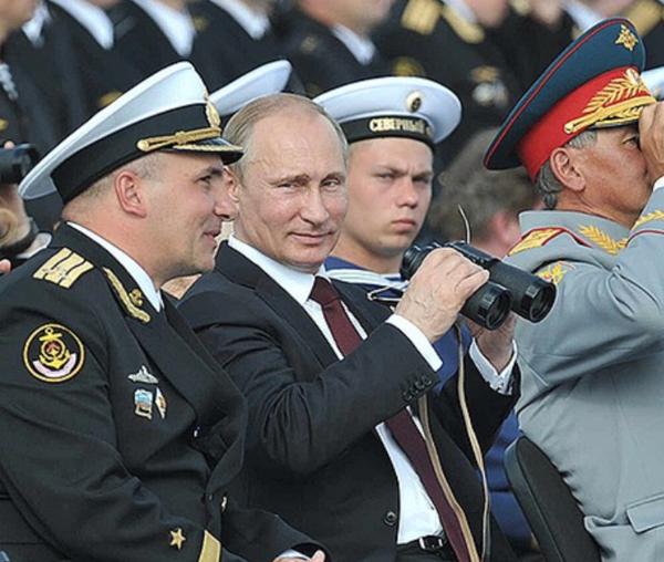 Российский военно-морской фл…