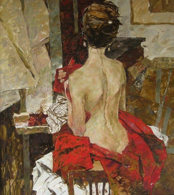 художник Константин Лизогуб картины – 16