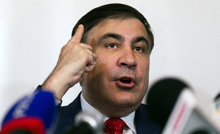 Как Саакашвили будет мстить Порошенко