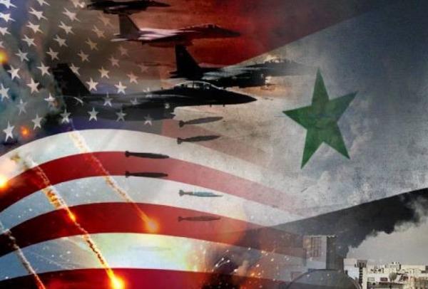 США нарушает мирный процесс в Сирии