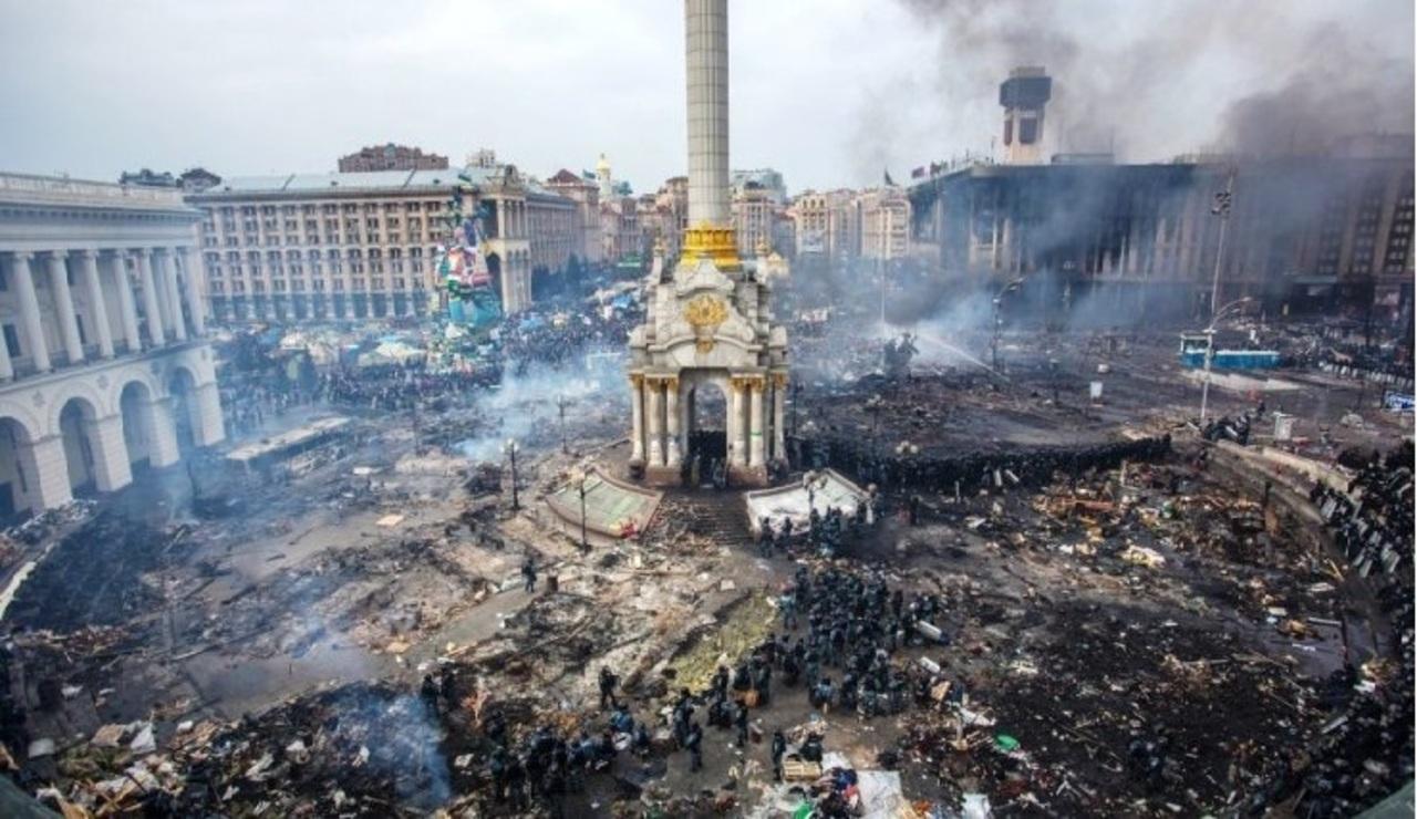 Разоблачение украинского жур…