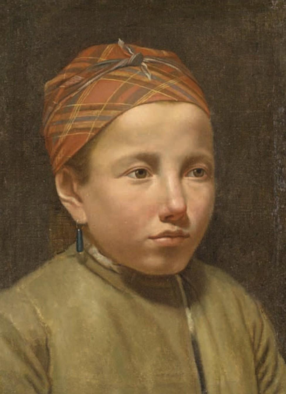 «Лица России». Портретная галерея Русского музея