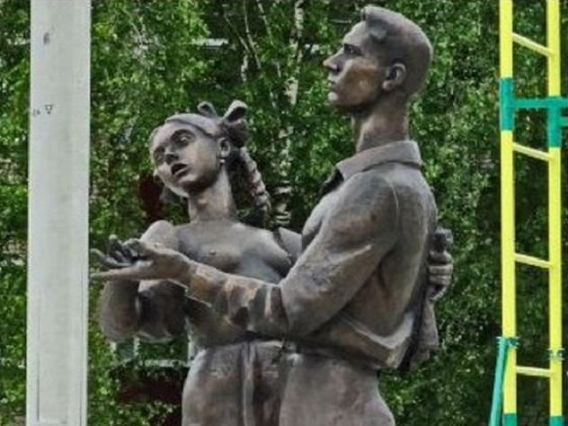 Сексуально озабоченный скульптор