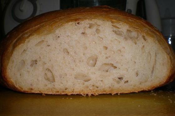 Домашний хлеб. Зачем нужен пар в духовке и как его создать?