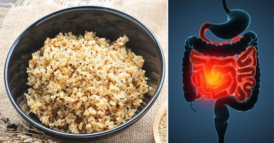 Наполненное протеином зерно без глютена, которое борется с симптомами синдрома раздраженного кишечника
