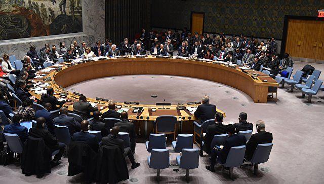 Небензя: стыдно, что атаку на Сирию обосновали статьей Конституции США