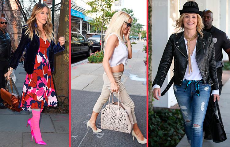 Знаменитые женщины за 50, которые одеваются как подростки