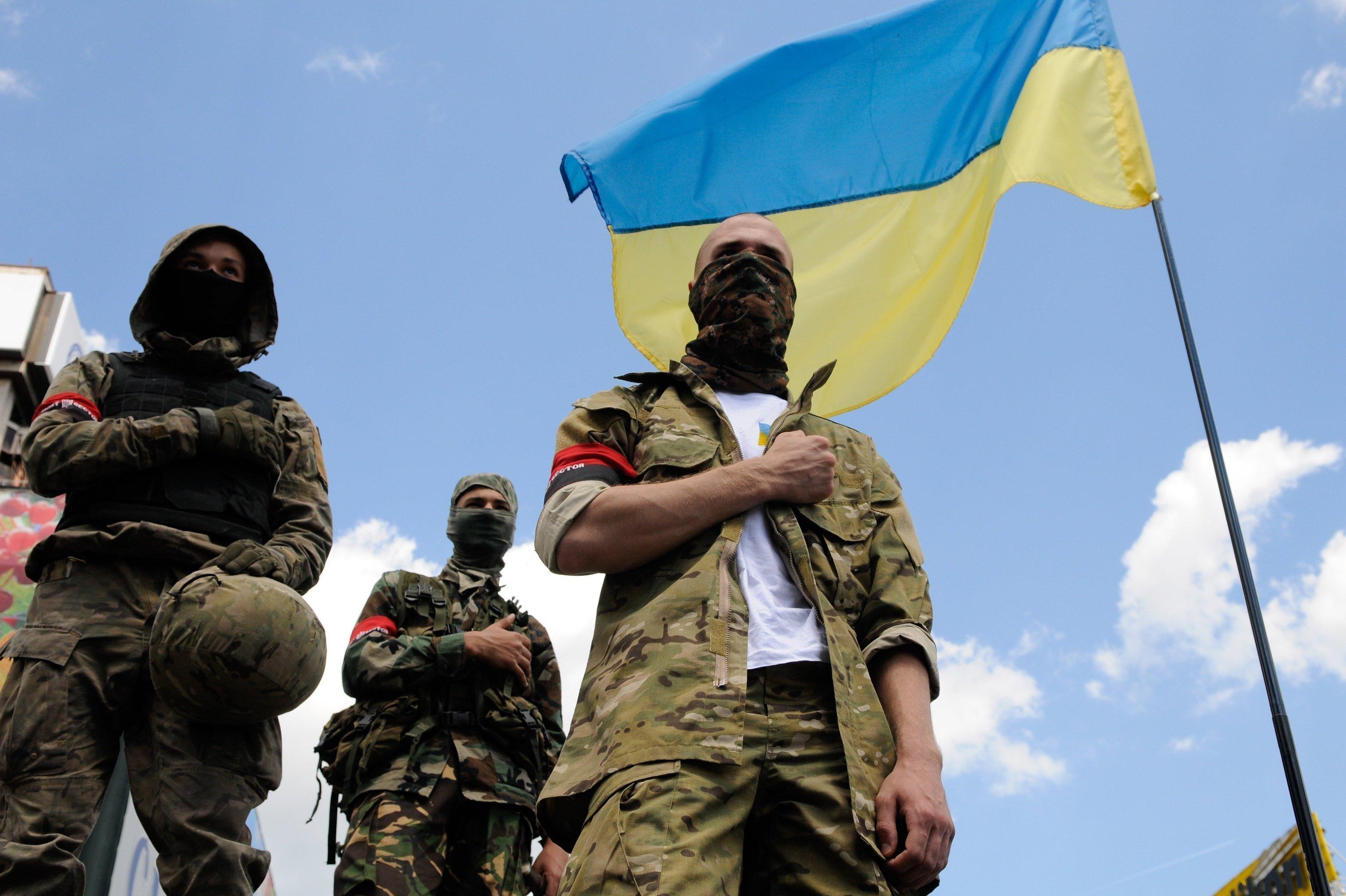 Нацисты разработали «эффективный» план по захвату Донбасса