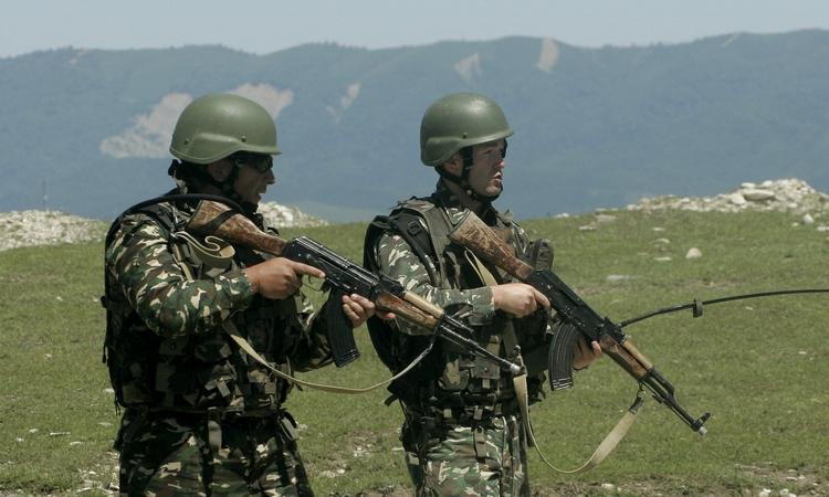 НАТО отстреляется в Грузии и на Украине