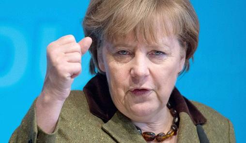 Меркель: европейцы должны взять свою судьбу всобственные руки