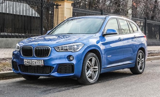 Тест-драйв: BMW X1 xDrive20i