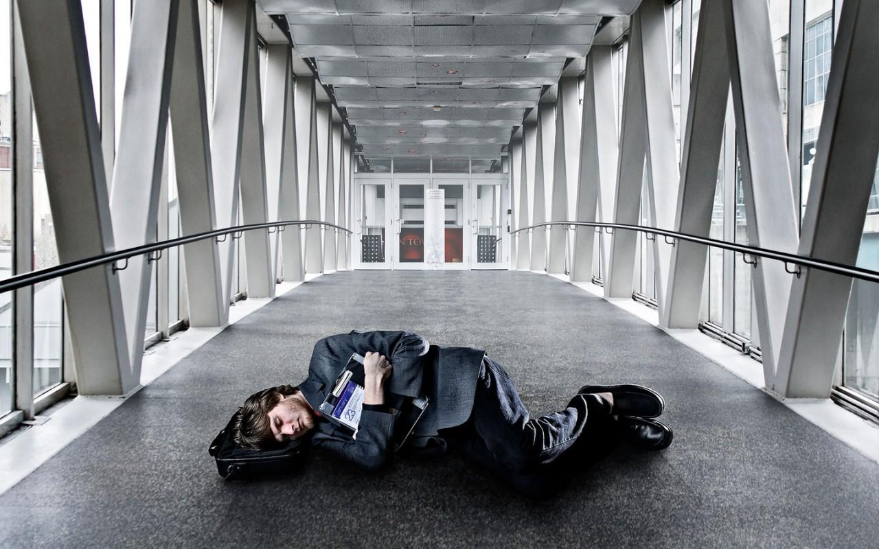 Минтруд: Для 85% россиян работа приносит стресс и болезни