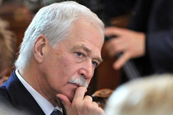 Грызлов отреагировал на провокационное заявление Турчинова о позициях ВСУ в Донбассе