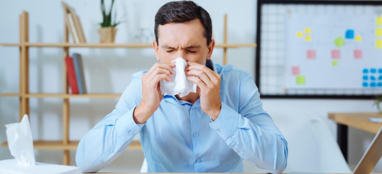 Можно ли ходить на работу, если вы простудились?