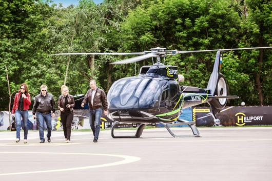 В России появился оператор чартерных вертолетных перевозок