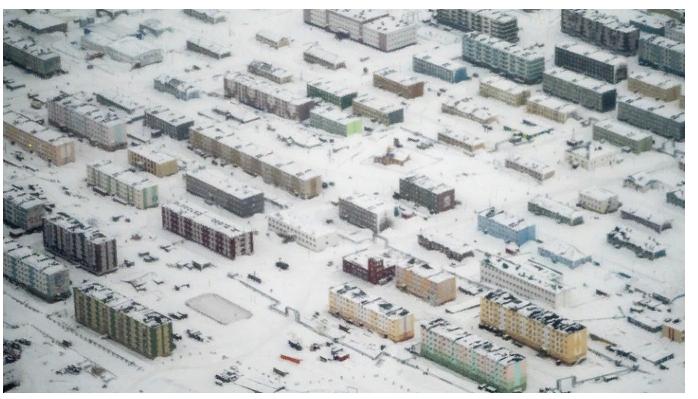 """Зима начнётся осенью: до -41 градуса обещают регионам России - Москву тоже """"заморозит"""""""