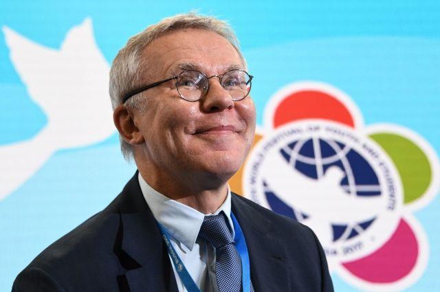 Путин поздравил с 60-летием двукратного олимпийского чемпиона Фетисова