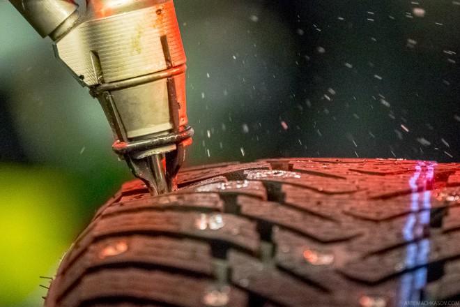 Поддельная покрышка: новый обман с колесами