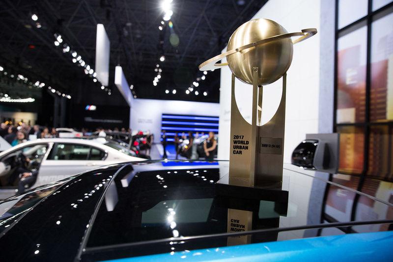 Названы финалисты конкурса «Всемирный автомобиль года-2018». Выбираем победителя!
