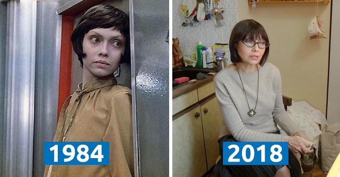 Звезда фильма «Гостья из будущего» показала, в каких страшных условиях она живет