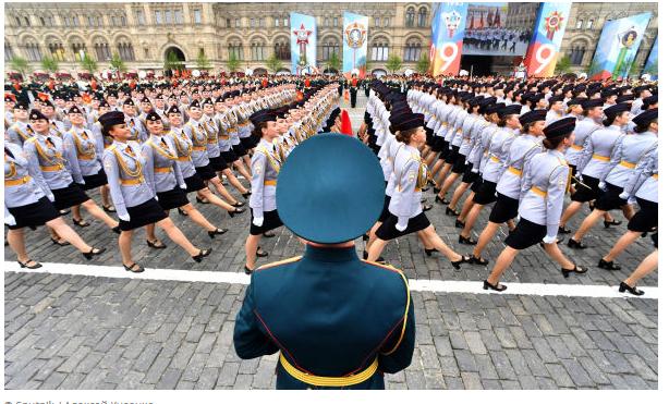 Стыдно в глаза смотреть? В Москву на День Победы боятся ехать лишь страны Восточной Европы