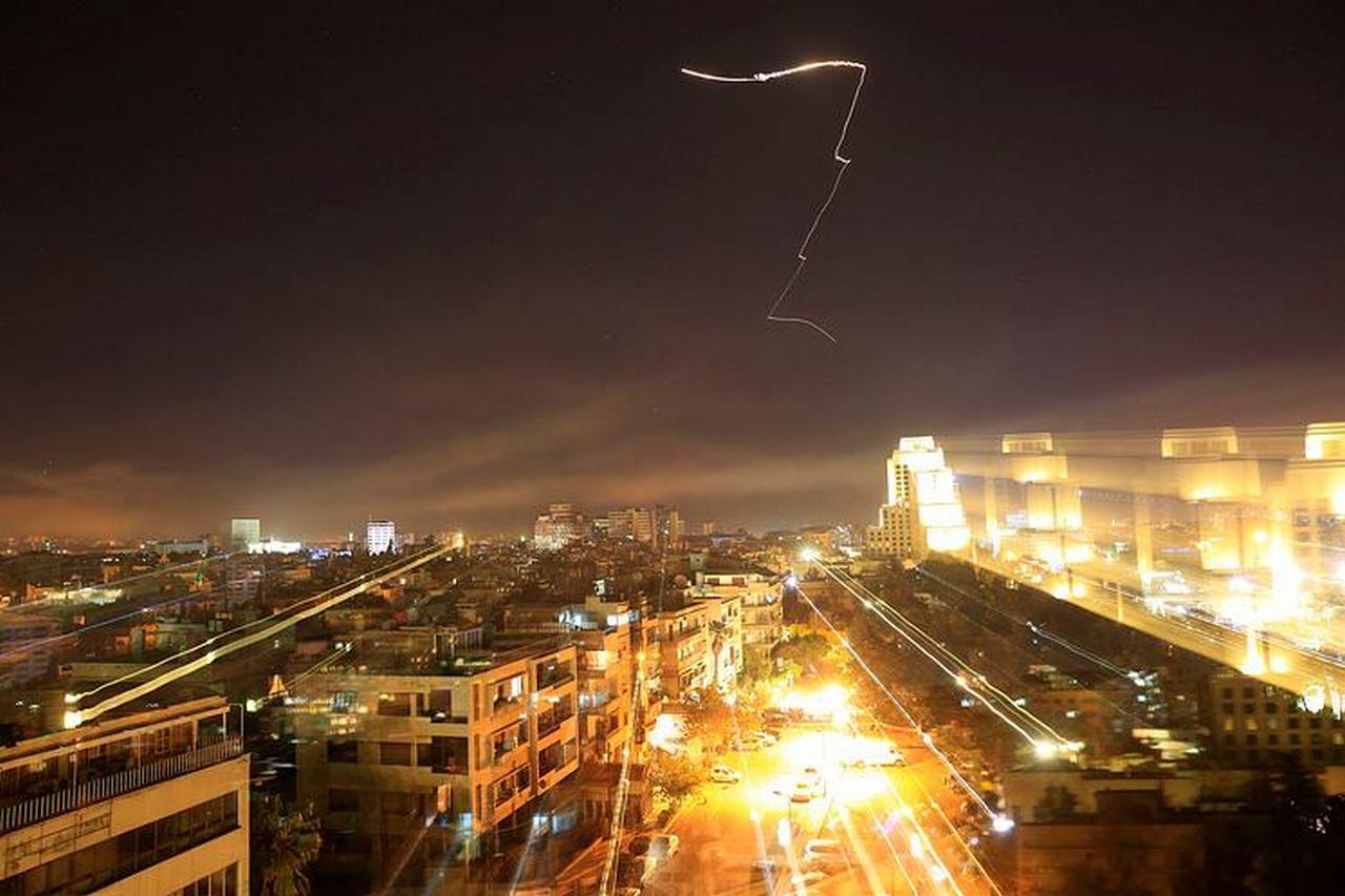 Взять на испуг: как уничтожали ракеты над Сирией