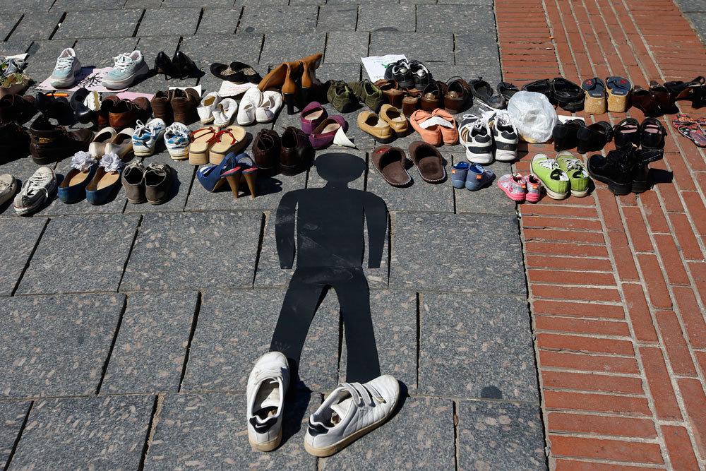 Минпромторг начнет с 1 июля чипировать ботинки в виде эксперимента