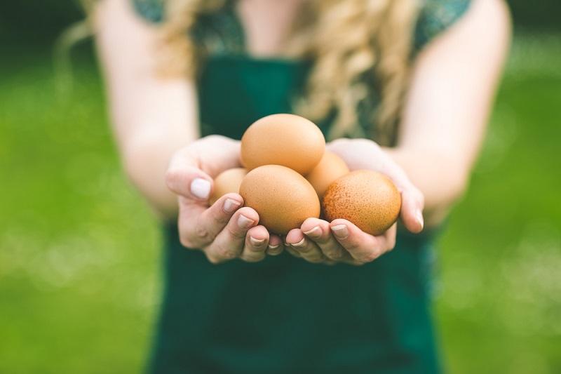 яйца калорийность