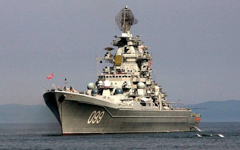Истребители авианосцев: мощнейшие крейсеры России