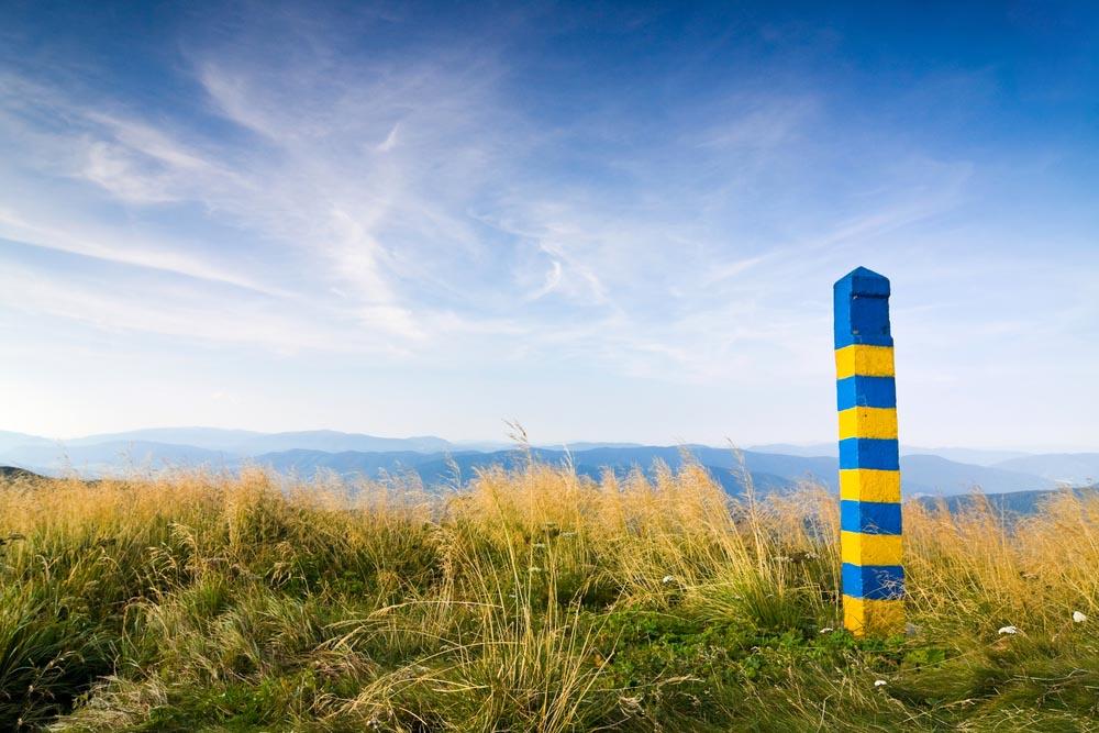 Украина не контролирует большой участок границы с Венгрией